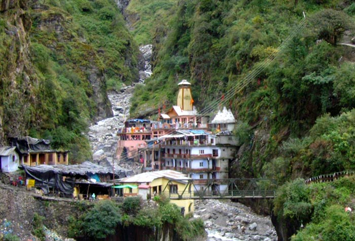 pilgrimage packages in Yamunotri,