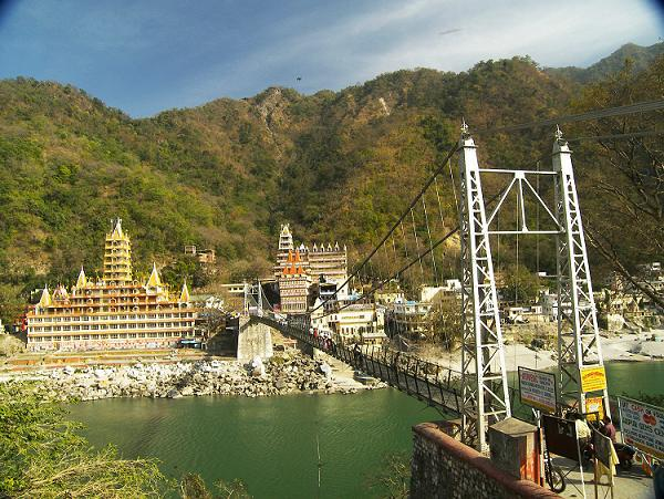 Photos or Pictures or Images of Lakshman Jhula , Rishikesh
