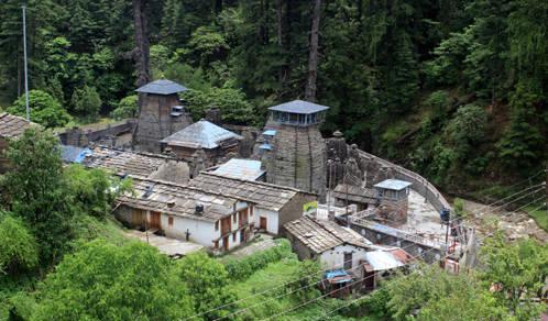 Mahamrityunjaya Mahadev Temple