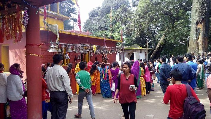 Jhankar Saim Mahadev Temple