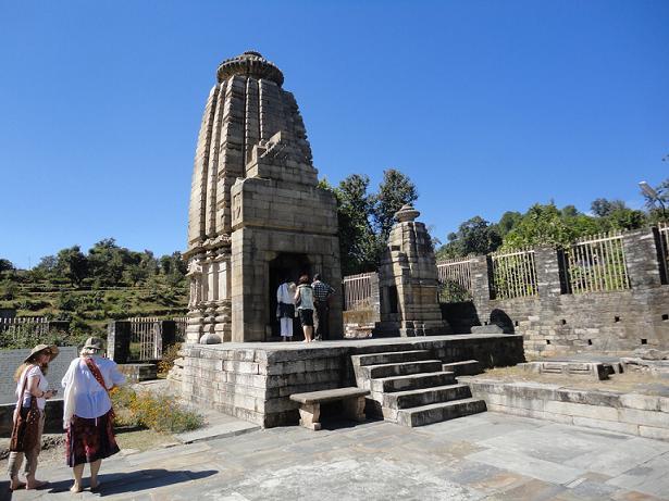 Badrinath Temple Dwarahat