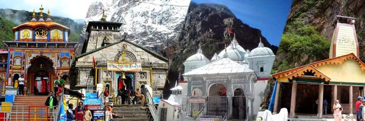 Get travel duration, driving direction to Char Dham Yatra by Road, Trains, Bus, Car and Flight only at EarthTrip Route Planner. Know how to reach Char Dham Yatra