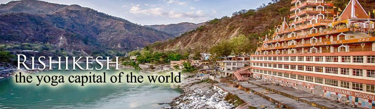 trekking packages in Rishikesh,