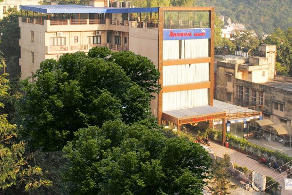 Anandam Resort Rishikesh