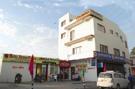Hotel Jeewan Palace Almora