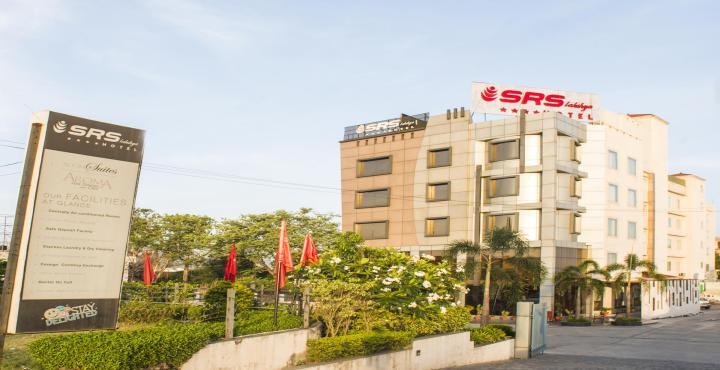 SRS Hotel Lakshya Haridwar