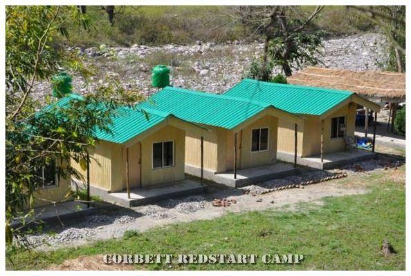 Corbett Redstart Camp