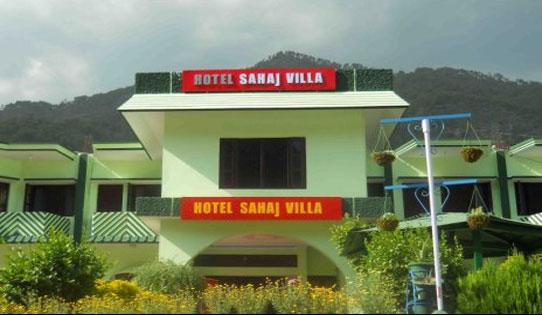 Hotel Sahaj Villa Uttarkashi