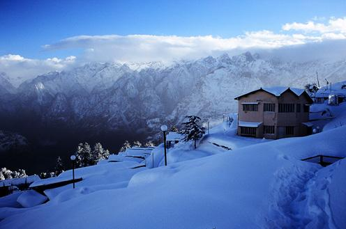 Trip to Auli Holidays Tour Travel Packages Tourism Cost