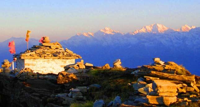 Chopta Tungnath Chandrashila Summit Trek Winter Trekkin