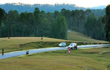 Ranikhet Corbett Tour Package