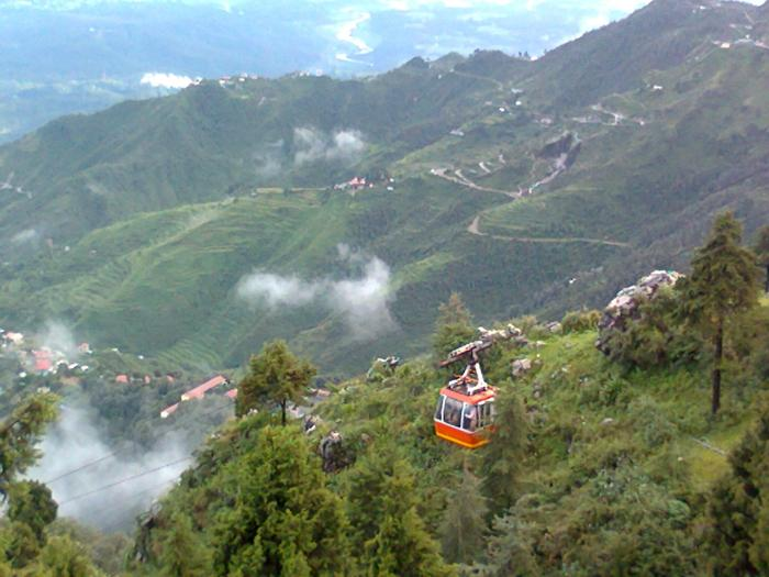 Holiday Package to Mussoorie