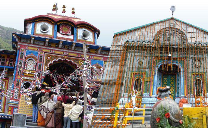 Badrinath kedarnath yatra packages, uttarakhand pilgrim