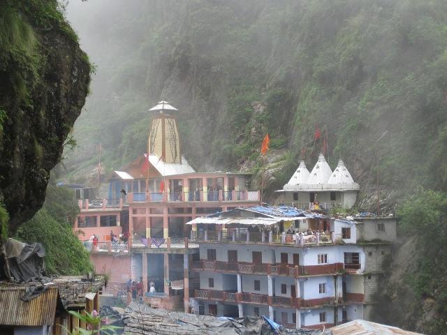 yamunotri dham, yamunotri temple, yamunotri yatra, yamu