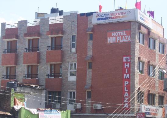 Hotel Him Plaza Almora