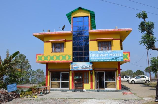 Shri Gobind Highway Motel lansdowne