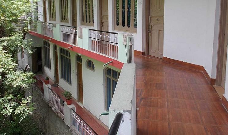 Hotel Riya Residency Barkot