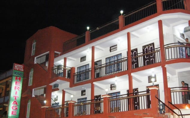 Hotel KNB Heritage Uttarkashi