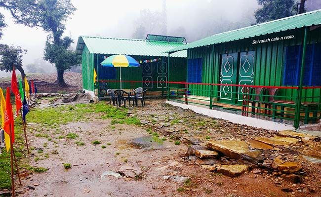 Shivansh Cafe & Resto Chopta