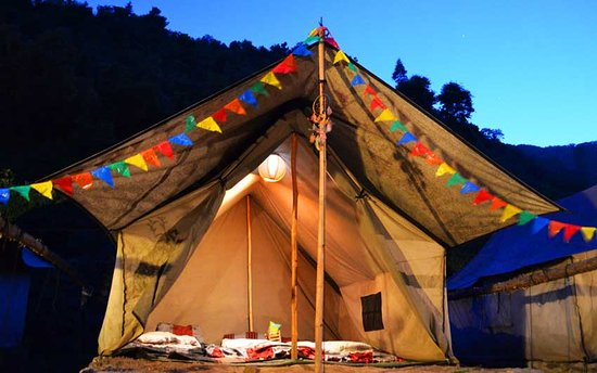 Escape Tribal Camps