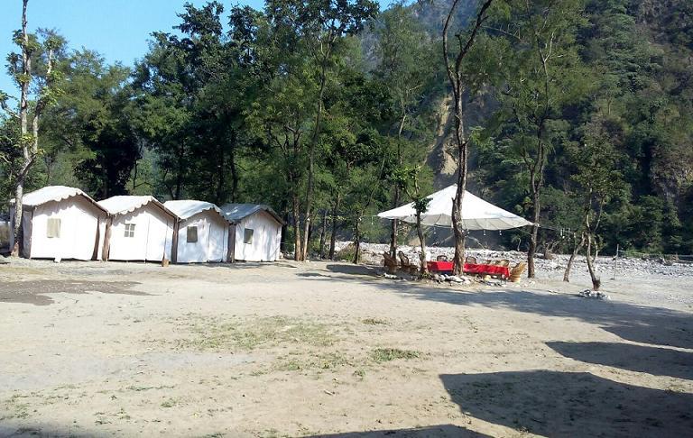 Camp Rafting Masti