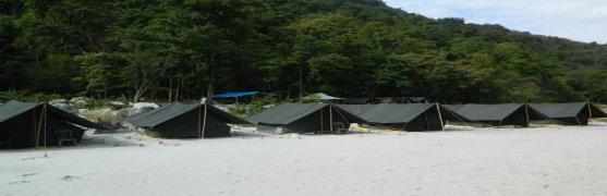 Camp Cross Fire