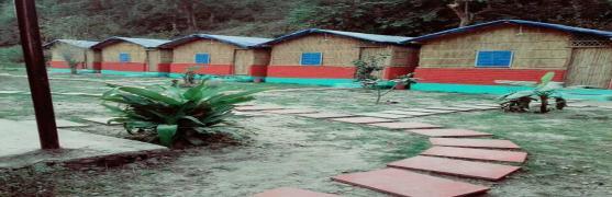 The Paradise Huts