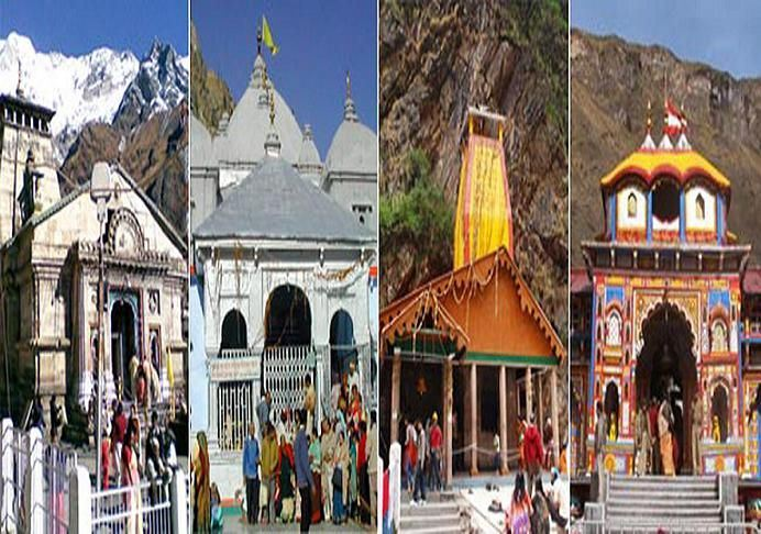 Char Dham Yatra Package from Ahmedabad