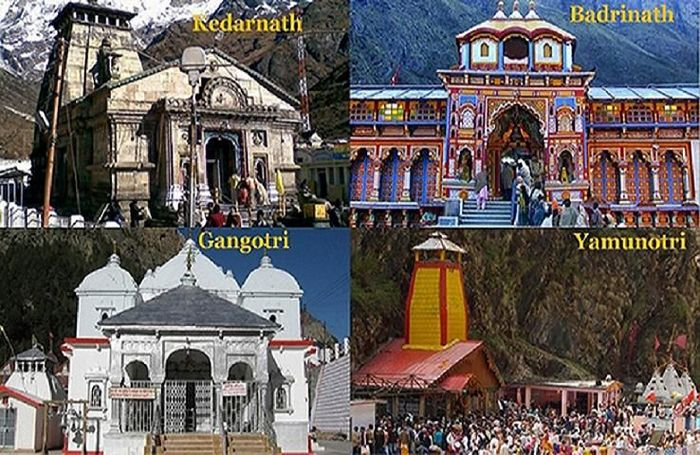 Char Dham Yatra Package from Hyderabad, Char Dham Yatra