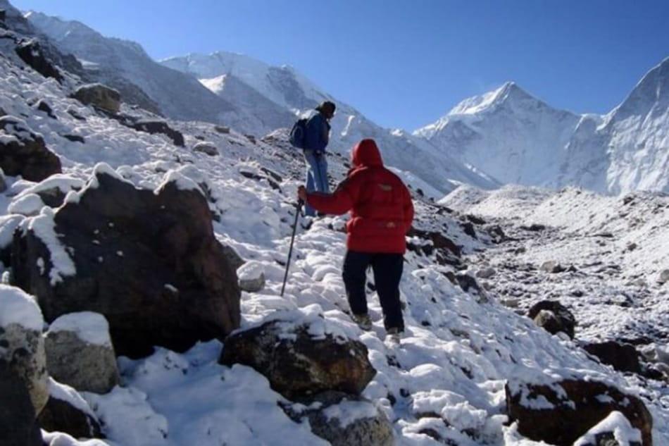 Bagini Glacier Trek - Trekking in Garhwal Himalayas