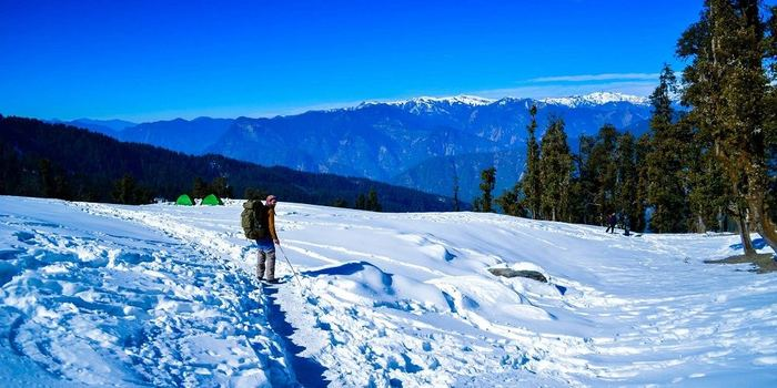 Kedarkantha Trek- Best Snow Winter Trek in Garhwal Hima