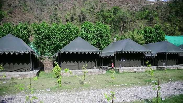 Camping in Dehradun