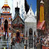 Char Dham Yatra Package from Vadodara