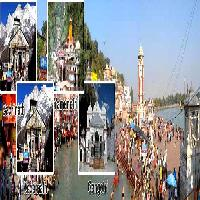 Char Dham Yatra Package from Bhubaneswar