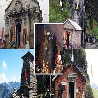 Holy Panch Kedar Shiva Temple of Uttarakhand