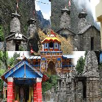 The sacred Panch Badri temples of Uttarakhand