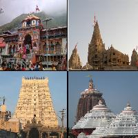 Famous Char Dham of India